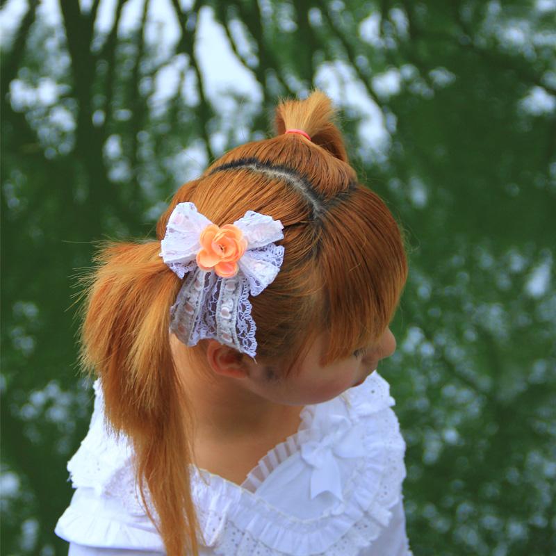 Сладкая лолита принцесса эстетическое окбн аксессуары для волос кружева шпильки принцесса аксессуары для волос аксессуары для волос cos волос группа лук