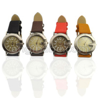 10pcs/lot wholesale and high quality  Fashion Boy's Men's Ladies Girls Casual wrist watch watches by WoMaGe