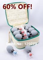 English & Russian User Manual/HACI Magnetic Suction Cupping Set - 18 Cups,HACI Wu Xing Zhen (Classic 18 Cups)