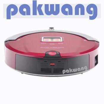 2013 New Model 4 IN 1 low price robot vacuum cleaner Virtual Wall Detector HEPA filter