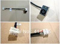 Free Shipping New Laptop DC Power Jack with cable for OEM HP G4 G4-1000 G4-1118TX G4-1038 DC Jack with cable