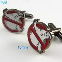 HOT SALE:fashion Shirt cuff Cufflinks The Goblin cuff links for men's gift