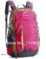 Emintribe 33L outdoor backpack shoulders knapsack climbing rucksack blanket roll
