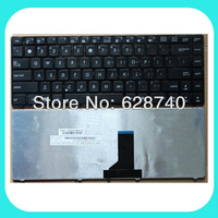 Wholesale new US layout black replacement Keyboard compatible for Asus UL20 UL30 UL80 UL30A UL30V laptop replacement Keyboard