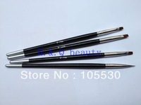 Wholesale  4pcs/set  Nail art  uv gel polish Painting brush set  HQ-C03
