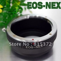 For Canon EF EF-S Lens for SONY NEX-5 NEX-3 Pro NEX-VG10 E Mount Adapter DEC1225 Free Shipping