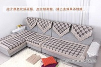 Fashion circle grey fashion all-match combination 100% cotton quilting sofa cushion