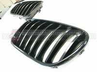 2011-2013 X3 F25 GLOSS BLACK FRONT KIDNEY GRILLE - GOOD FITMENT (Brand new, no MOQ, In stock, Free shipping)