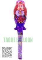 Free shipping 100 pcs/Lot  Clap stick Balloon,calp balloons