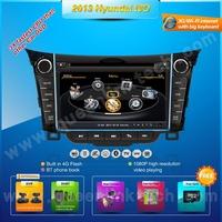 3G,S100 Platform 7'' 2013 Hyundai I30 Car DVD Player,AutoRadio,GPS,Multimedia,Radio,Ipod,DVR,Free camera+Free shipping+Free map