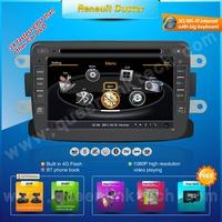 3G,S100 Platform 7'' Renault Duster Car DVD Player,AutoRadio,GPS,Multimedia,Radio,Ipod,DVR,Free camera+Free shipping+Free map