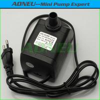 Best Price Euro plug 1200LPH 2M 220V~240V 50Hz AC Mini Submersible Aquarium Fish Tank Water Pump/Fountain Pump Flow Controller