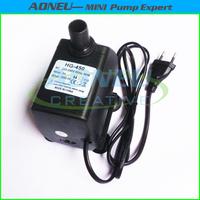 Best Price Euro plug 3000LPH 3M 220V~240V 50Hz AC Mini Submersible Aquarium Fish Tank Water Pump/Fountain Pump Flow Controller