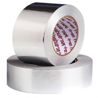 Strong & Reliable Aluminium Foil Tape 48mm*20m  Roll Ideal For Heat Reflection