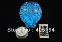 Light up VASE BASE RGB Color Changing + Remote Control LED Party SUPPLIES Wedding Centerpiece