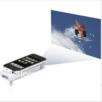 original ipico mini projector  cheapest free shipping for iPhone 3GS,4,4S for iPod touch 3,4