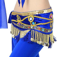 Indian dance clothes clothing costumes belly dance belly dance belly chain belt belly chain y09