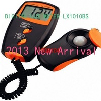 DIGITAL LUX METER LX1010BS,3 Range Digital 100,000 Lux Light Meter Luxmeter measuring meter