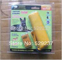 Free Shipping! Ultrasonic Pet Dog Repeller Training Device Trainer - TRAINING + REPELLER + LED light