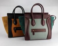 Large nano Tote Shoulder Bag in multicolor,Designer Handbags 88022
