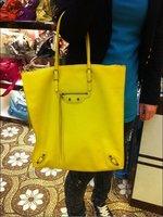 new handbag,Paper box bag in Lambskin with Aged Brass Hardware 219s,Designer handbags,leather handbags