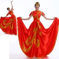 Hot-selling dance expansion skirt dance costume performance dress