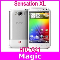 X315e Original HTC Sensation XL G21 X350e Android 3G 8MP GPS WIFI 4.7''TouchScreen Unlocked Mobile Phone