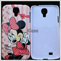 Hot ! High quality For Samsung Galaxy s4 i9500 Hard plastic Cute Cartoon Mickey series case cover, 10pcs/lot+Free Shipping