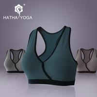 Yoga clothes tube top sports yoga top underwear tube top