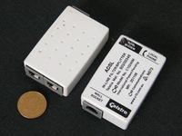 Original telstra c10 telephone adsl splitter 7 coil lightning protection