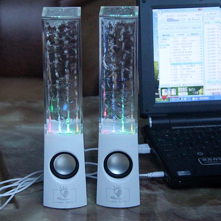 Usb music fountain ofdynamism water speaker audio(China (Mainland))