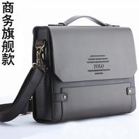 good man bag shoulder bag business casual leather bag portable men's briefcase man bag  fashion classical handbag