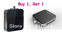 Free shipping! 2pcs/lot 1800mAh Mobile batery Charger for iPhone5,Samsung galaxy note,S3,S4-Buy 1 Get 1