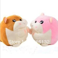 Fee Shipping Promotion Lovely ham aso, plush toys, hamsters, 16 cm, 2 PCS/lot