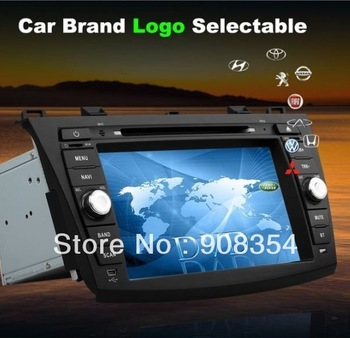 Free Map Free SD Card  Mazda 3 Double Din GPS Car DVD