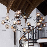 T modo magic bean pendant light dna bubble glass ball pendant light pendant light