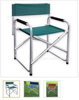 Outdoor folding chair director chair recreational chair tubes beach chair
