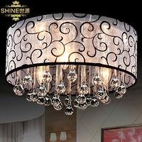 Lamp brief modern ceiling light bedroom lights study light living room lights crystal lamp lighting lamps cl9073
