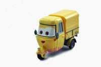 Free shipping Original Pixar Cars the Yellow Ape Diecast Vehicle Figure Kids toy loose