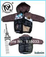 Пуховик для мальчиков Children boy's warm padding winter hoody coat jacket stock 288