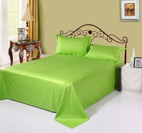 Bedding textile cotton satin striped linen forging of solid special wholesale Single Double