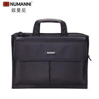 Commercial One Shoulder Cross-body Document Men Portable Laptop Bag Male Oxford Fabric Bag