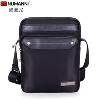 High Quality Kpop Name Brand Designer Urban Casual Messenger Fashion Brief Man Bag Oxford Fabric Messenger Bag