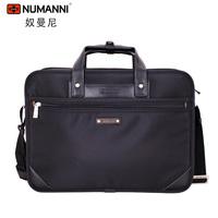 HIGH QUALITY kpop name brand designer Laptop bag classic commercial man bag handbag capacity briefcase male