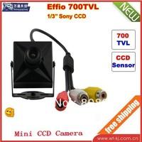 700TVL CCTV Mini Pinhole Camera with audio