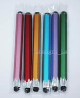 capacitve stylus pen touch pen for iphone 5 Galaxy I9500 mini ipad colorful 500pcs/lot
