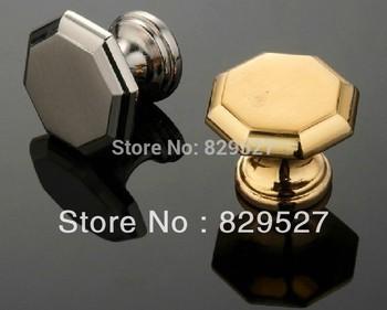 40PCS  Golden Kitchen Cabinet Drawer Knobs Furniture Handle Pulls