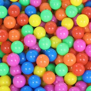 Ocean ball wave ball baby toy multicolour ball multicolor
