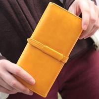 Woman long design women's wallet women's wallet vintage 2013 candy color