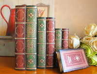 Wool decoration book props books book box decoration bookcase decoration